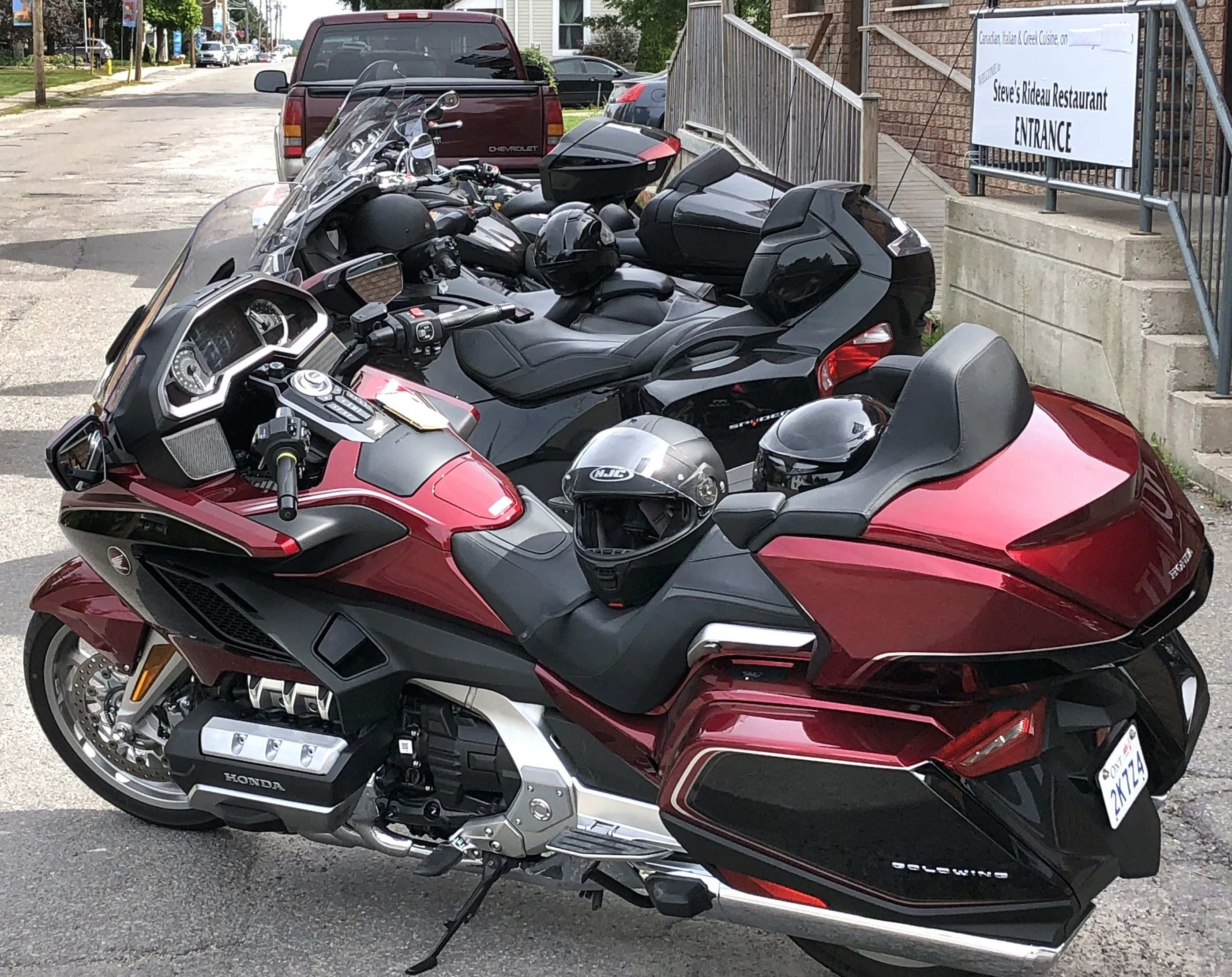 59 The Honda Goldwing 2020 Specs and Review by Honda Goldwing 2020