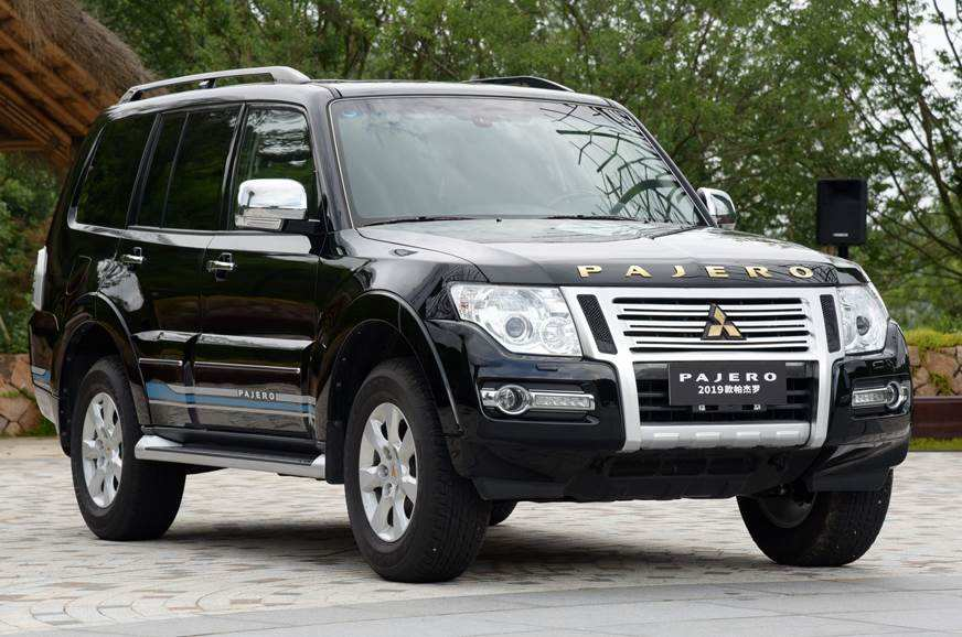 59 The Mitsubishi Montero Limited 2020 Release Date by Mitsubishi Montero Limited 2020