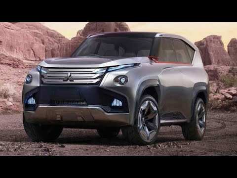 60 All New Mitsubishi Montero 2020 Usa Performance with Mitsubishi Montero 2020 Usa