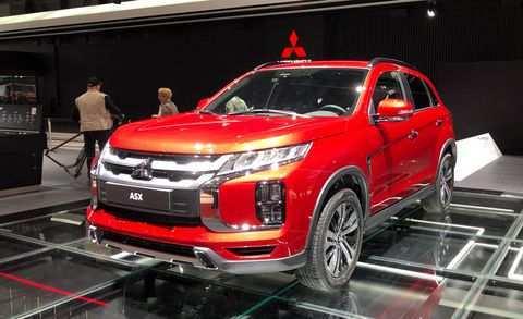 60 All New Mitsubishi Outlander 2020 Interior Release with Mitsubishi Outlander 2020 Interior
