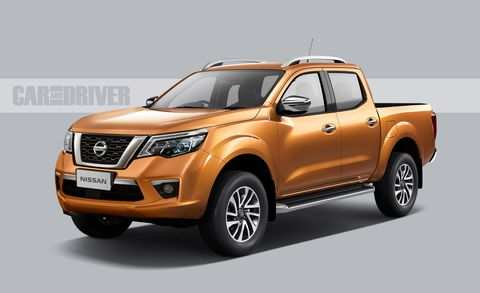 60 All New Nissan Frontier 2020 Usa Redesign and Concept by Nissan Frontier 2020 Usa