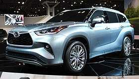 60 All New Toyota Kluger 2020 Redesign by Toyota Kluger 2020