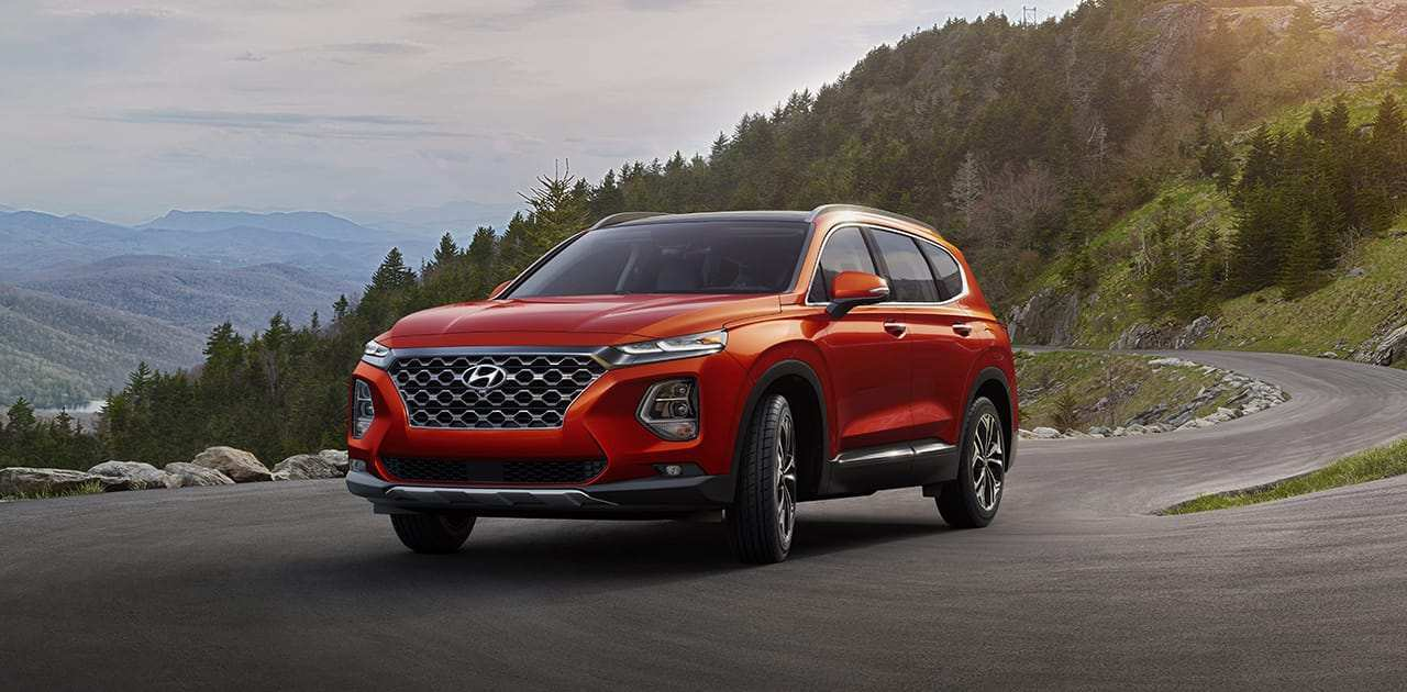 60 All New When Will The 2020 Hyundai Santa Fe Be Released First Drive by When Will The 2020 Hyundai Santa Fe Be Released