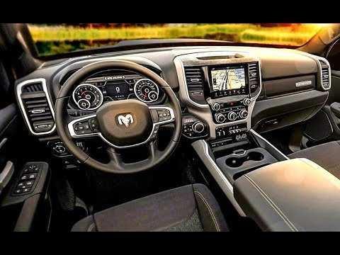 60 Best Review 2020 Dodge Ram Interior Spy Shoot by 2020 Dodge Ram Interior