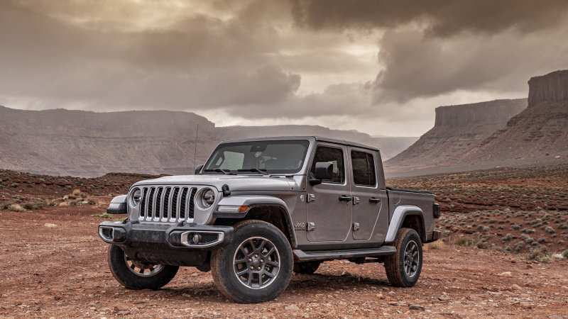 60 Best Review 2020 Jeep Gladiator Overland Youtube New Concept with 2020 Jeep Gladiator Overland Youtube
