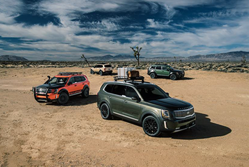 60 Best Review 2020 Kia Telluride Brochure Ratings by 2020 Kia Telluride Brochure