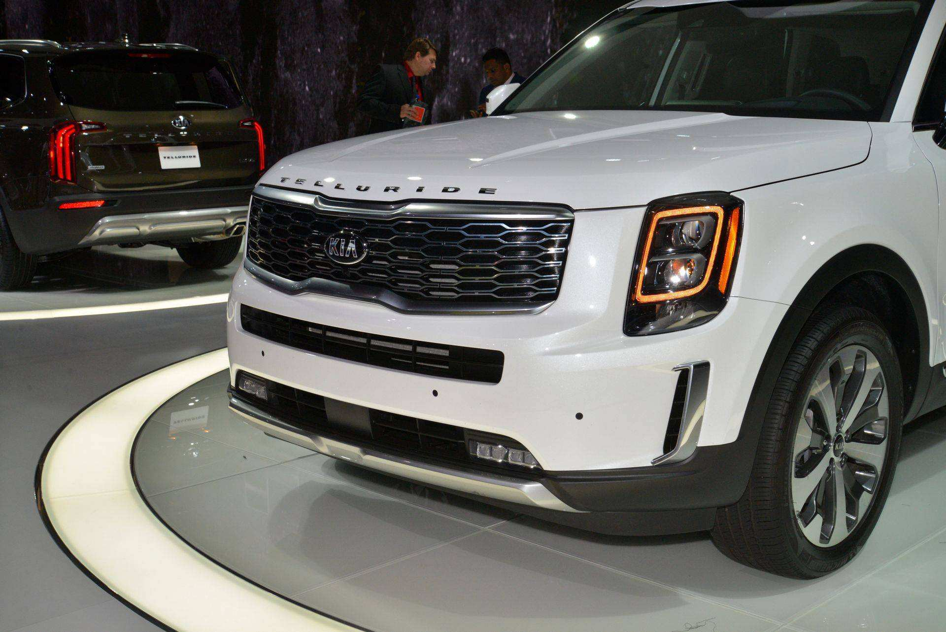 60 Best Review 2020 Kia Telluride Build And Price Wallpaper with 2020 Kia Telluride Build And Price