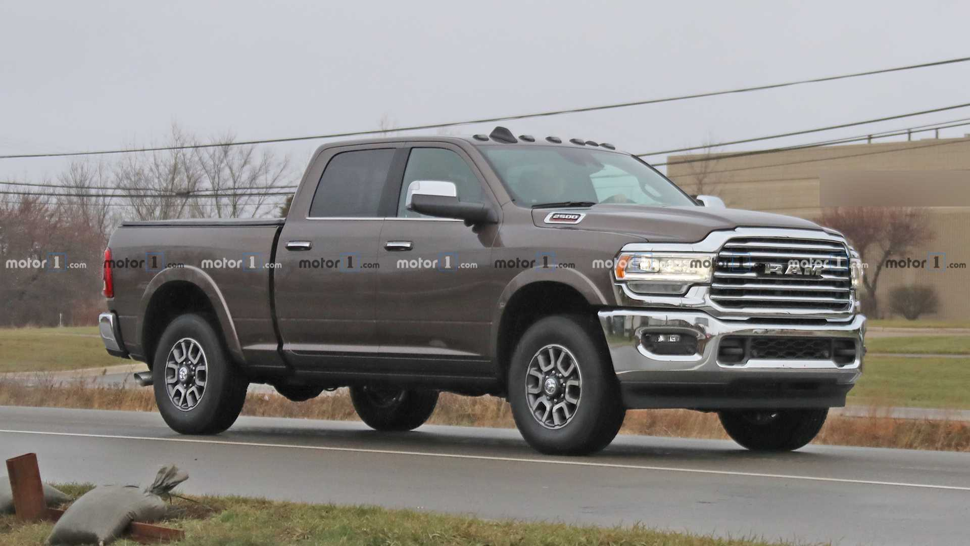 60 Best Review Dodge Ram 2500 Diesel 2020 Exterior with Dodge Ram 2500 Diesel 2020