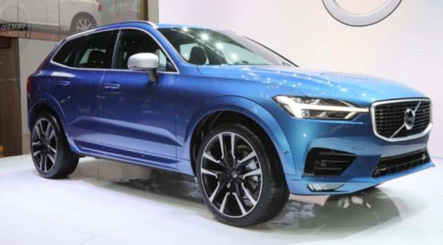 60 Best Review Volvo Xc60 2020 Spy Shoot with Volvo Xc60 2020