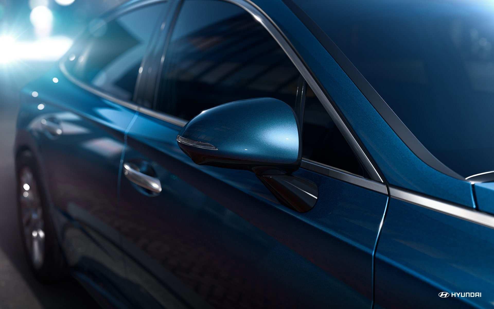 60 Concept of 2020 Hyundai Sonata Brochure Rumors with 2020 Hyundai Sonata Brochure