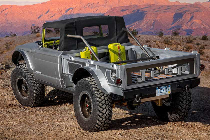 60 Concept of 2020 Jeep Gladiator V8 Redesign and Concept with 2020 Jeep Gladiator V8