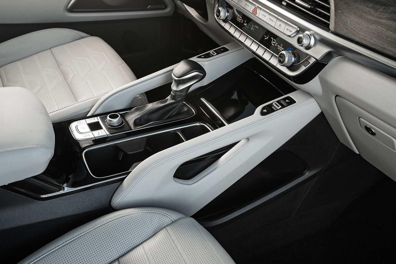 60 Concept of 2020 Kia Telluride Sx Interior Exterior for 2020 Kia Telluride Sx Interior