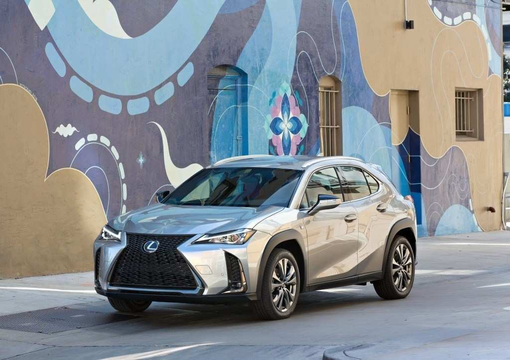 60 Concept of 2020 Lexus Nx Updates Exterior by 2020 Lexus Nx Updates