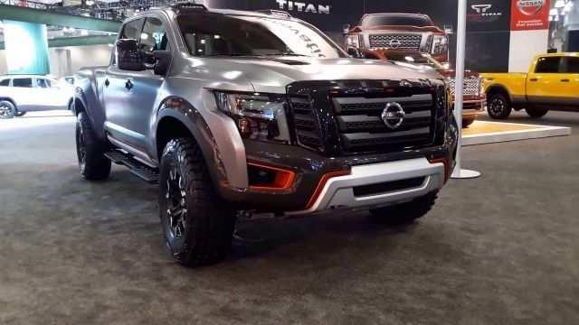 60 Concept of 2020 Nissan Titan Warrior Price Price with 2020 Nissan Titan Warrior Price