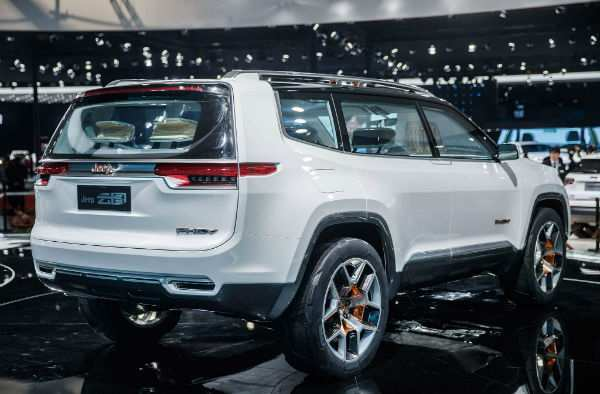 60 Concept of Jeep Grand Cherokee 2020 Redesign Overview by Jeep Grand Cherokee 2020 Redesign