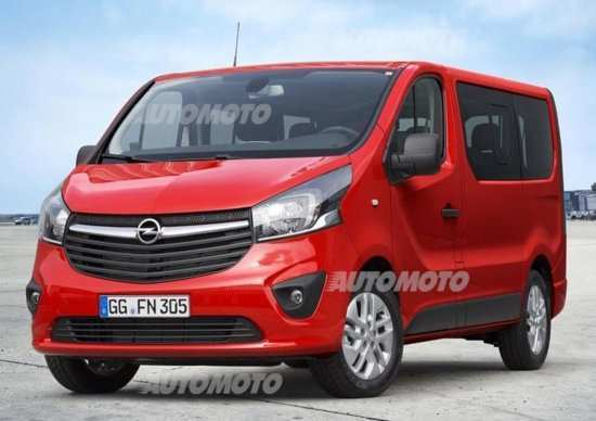 60 Concept of Nuovo Opel Vivaro 2020 Wallpaper for Nuovo Opel Vivaro 2020