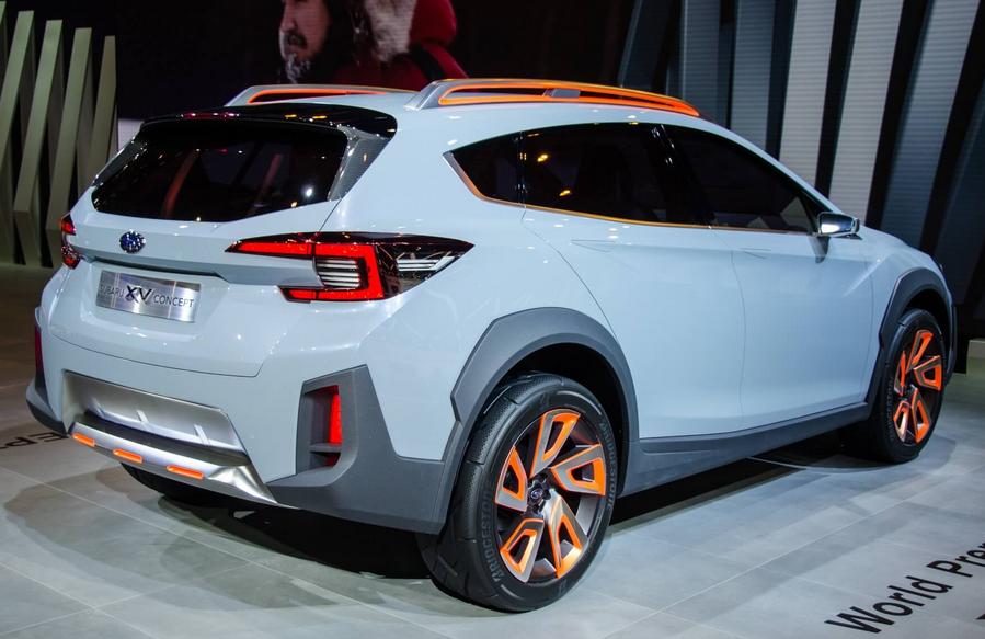 60 Concept of Subaru Crosstrek 2020 Performance by Subaru Crosstrek 2020