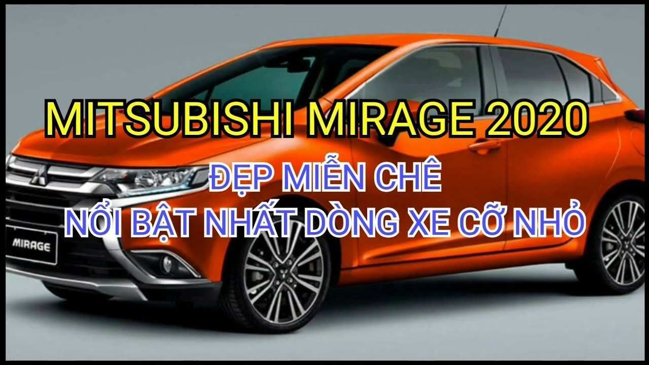 60 Concept of Xe Mitsubishi Mirage 2020 Ratings with Xe Mitsubishi Mirage 2020