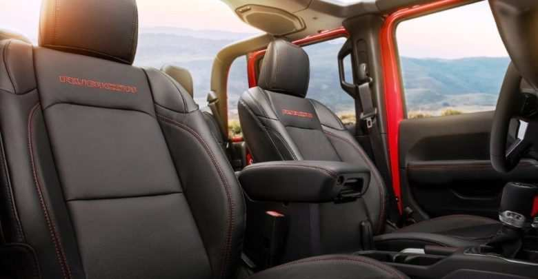 60 Gallery of 2020 Jeep Gladiator Interior Review with 2020 Jeep Gladiator Interior