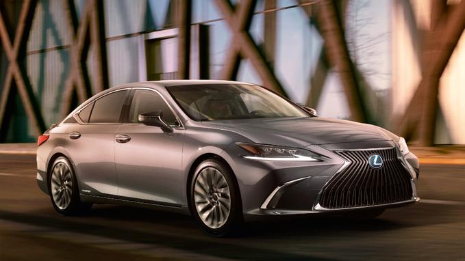 60 Gallery of 2020 Lexus Es Hybrid Ratings by 2020 Lexus Es Hybrid