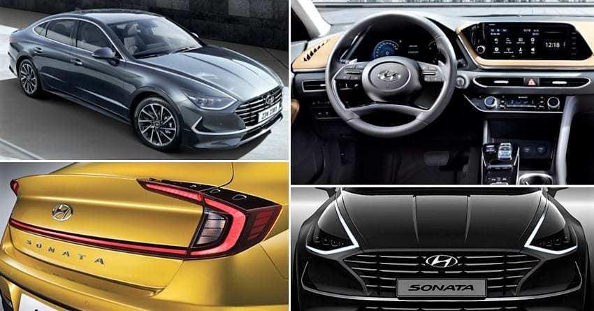 60 Gallery of Hyundai Sonata 2020 Price Review for Hyundai Sonata 2020 Price