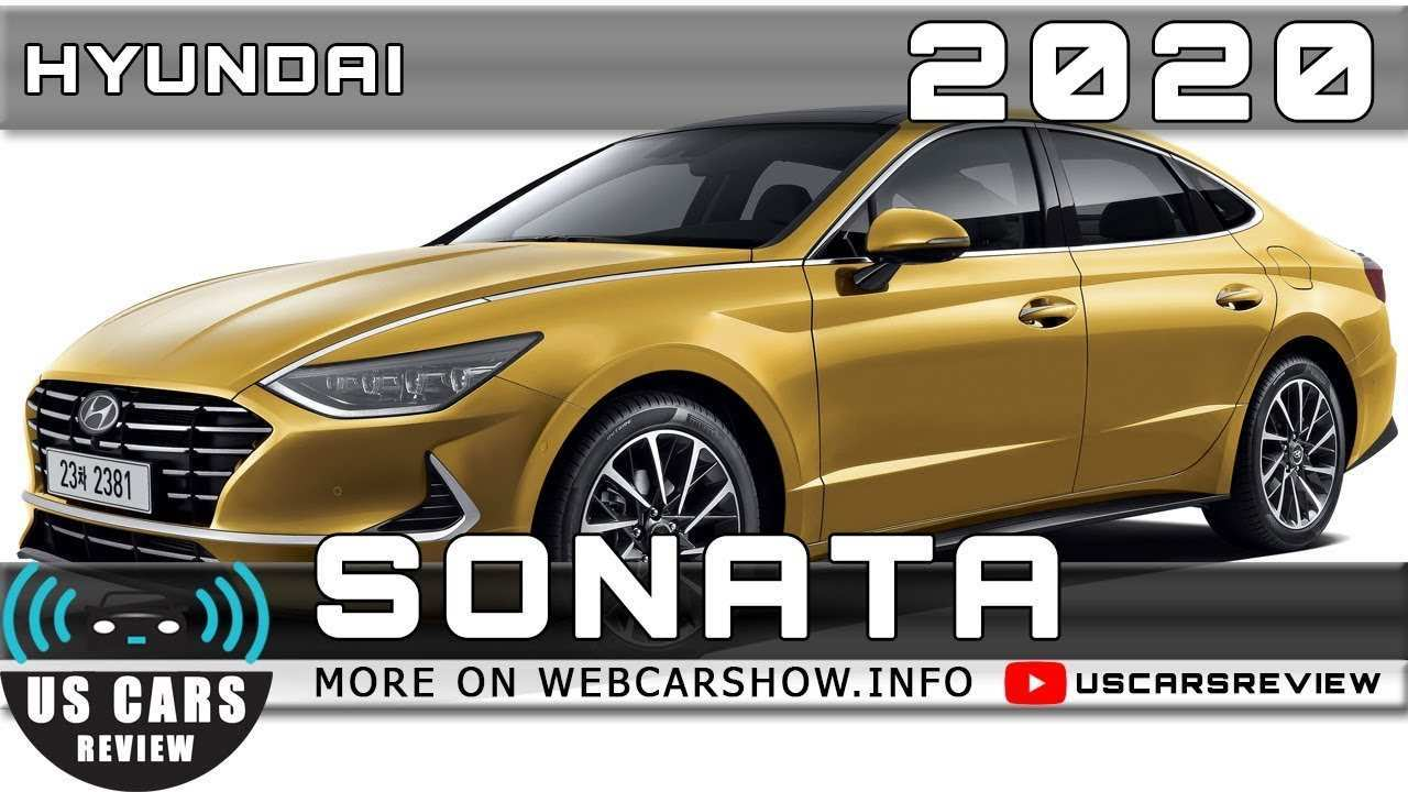 60 Gallery of Hyundai Sonata 2020 Price Specs and Review for Hyundai Sonata 2020 Price