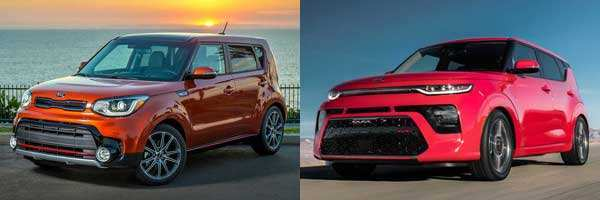 60 Gallery of Kia Soul 2019 Vs 2020 Release Date for Kia Soul 2019 Vs 2020