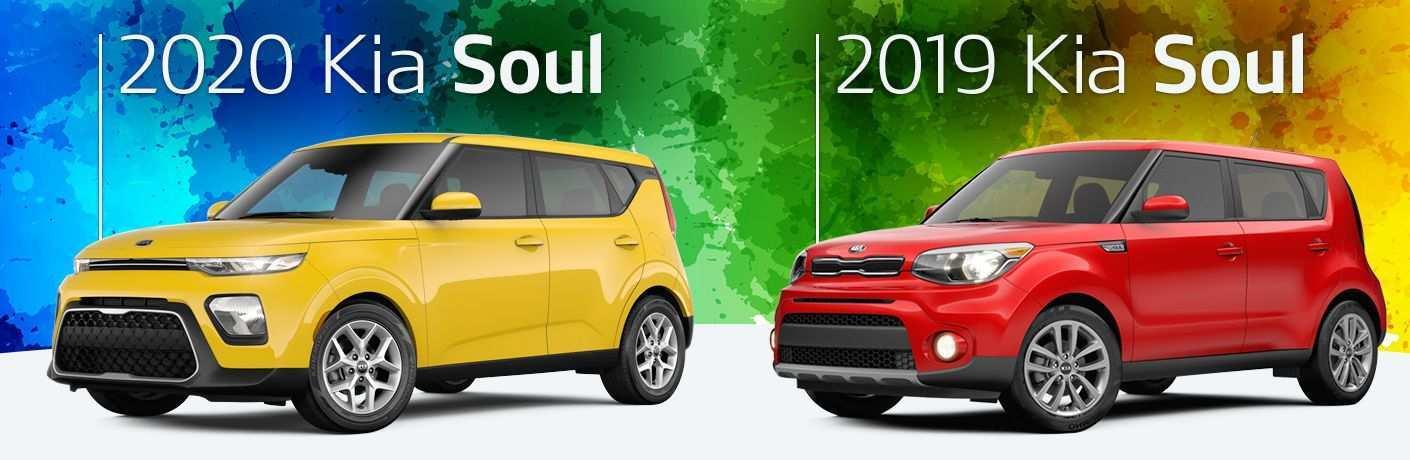 60 Gallery of Kia Soul 2019 Vs 2020 Release Date for Kia Soul 2019 Vs 2020