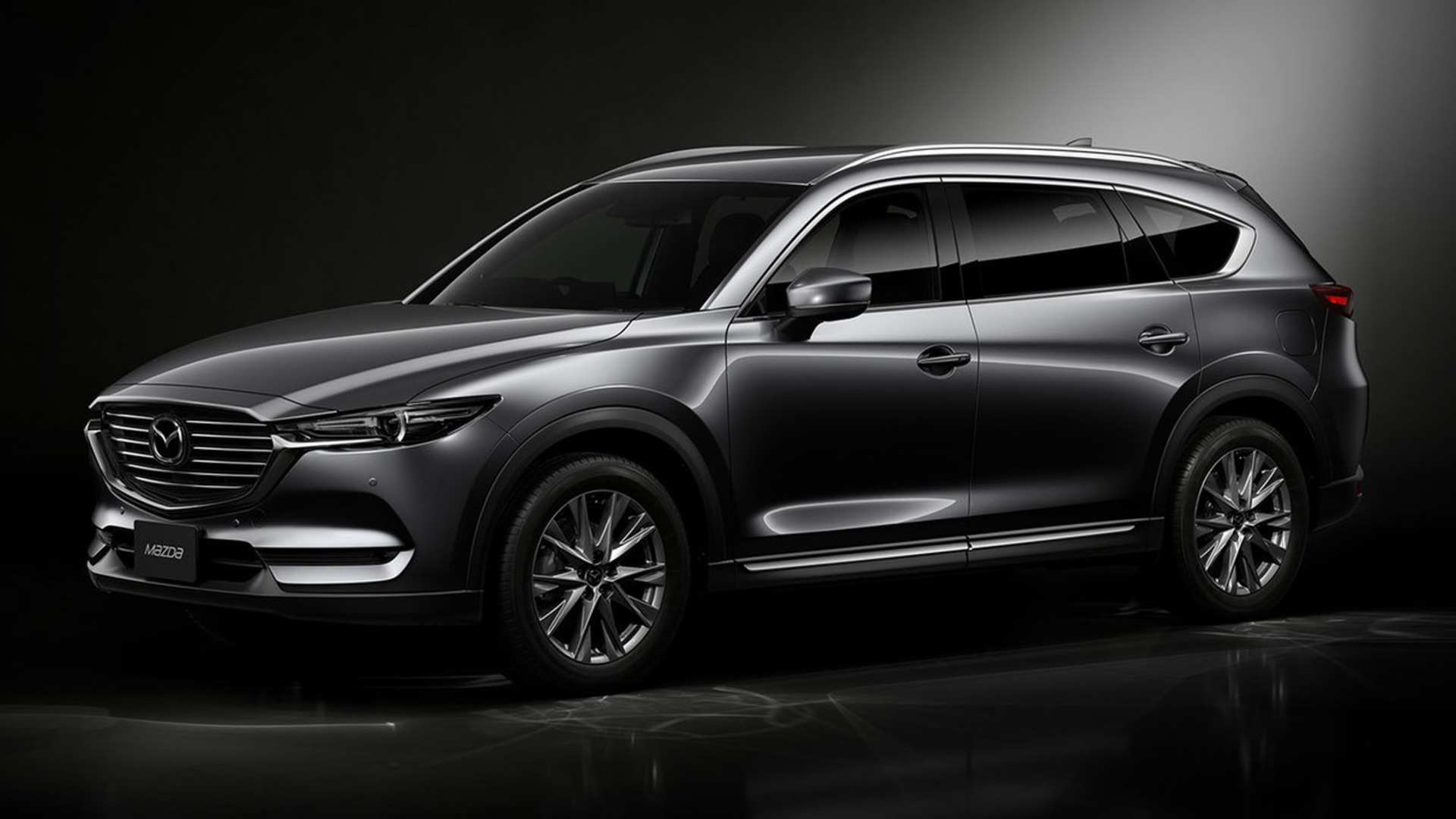 60 Gallery of Mazda New Suv 2020 Research New with Mazda New Suv 2020