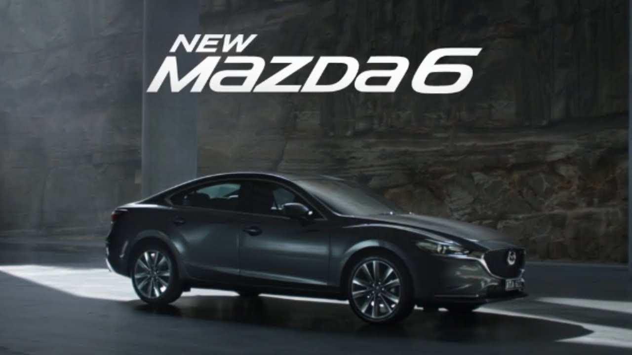 60 Gallery of Next Gen Mazda 6 2020 Spy Shoot for Next Gen Mazda 6 2020