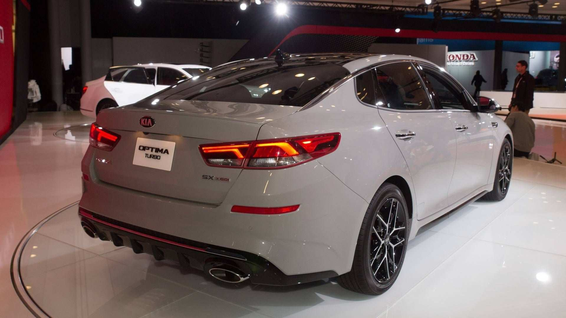 60 Great 2020 Kia Optima Redesign Redesign and Concept with 2020 Kia Optima Redesign