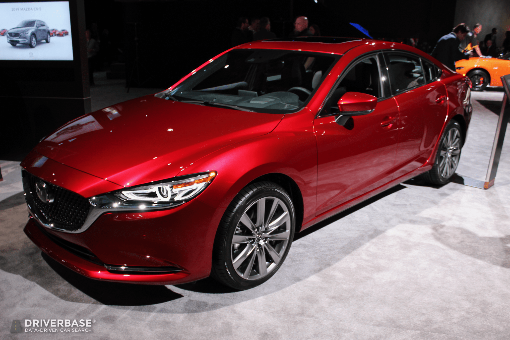 60 Great All New Mazda 6 2020 Performance and New Engine with All New Mazda 6 2020