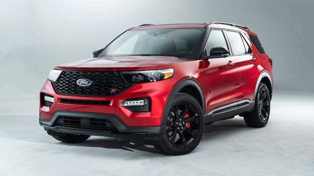 60 Great Ford New Explorer 2020 Picture with Ford New Explorer 2020