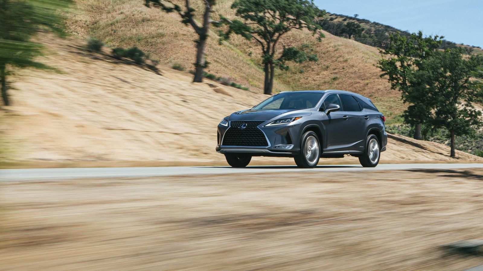 60 Great Lexus Rx Update 2020 Configurations with Lexus Rx Update 2020