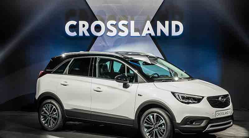 60 Great Opel Crossland X 2020 Redesign and Concept by Opel Crossland X 2020