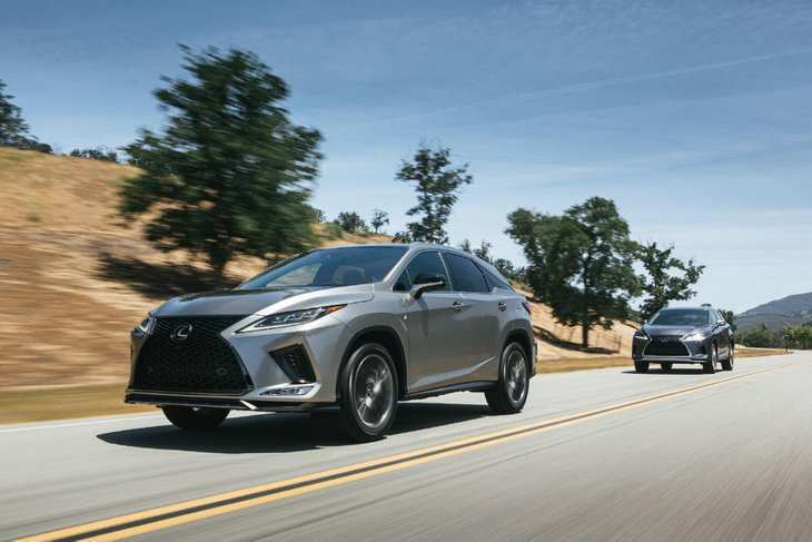 60 Great Pictures Of 2020 Lexus Spy Shoot with Pictures Of 2020 Lexus