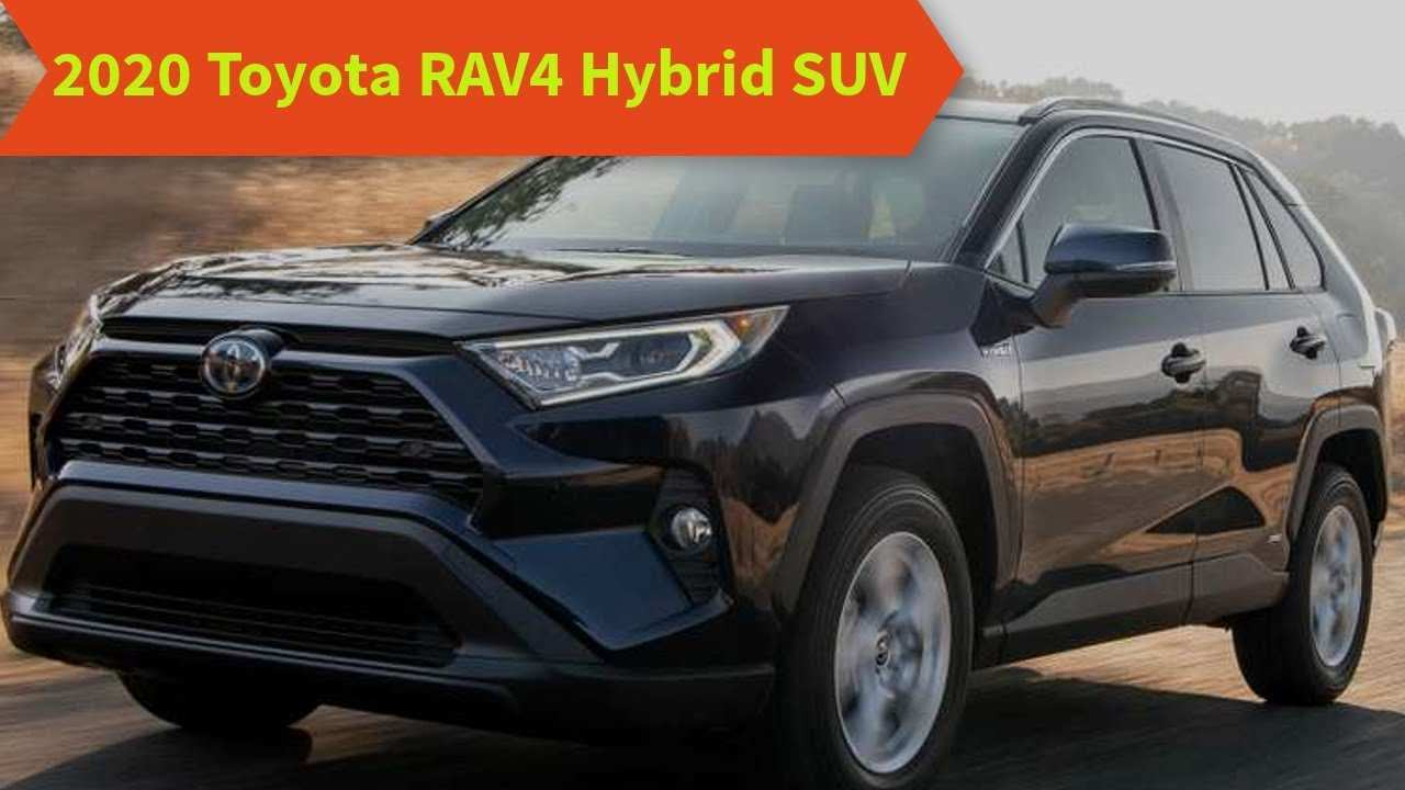 60 Great Toyota Rav4 Hybrid 2020 Overview by Toyota Rav4 Hybrid 2020