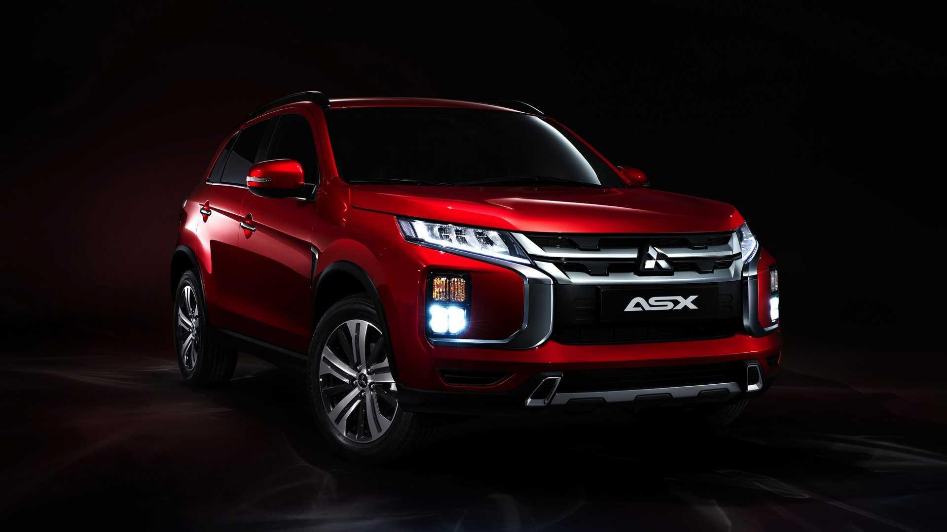 60 New Mitsubishi Asx 2020 Dimensions New Concept with Mitsubishi Asx 2020 Dimensions