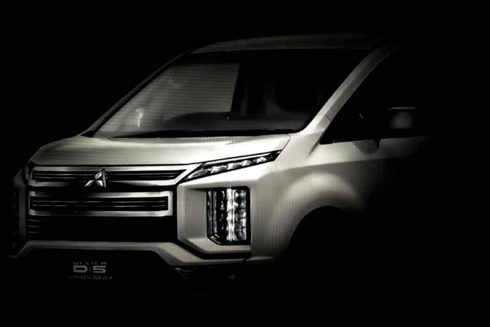 60 New Mitsubishi Delica 2020 Wallpaper with Mitsubishi Delica 2020
