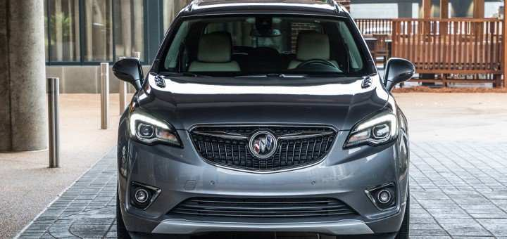 60 The 2020 Buick Envision Changes Price with 2020 Buick Envision Changes