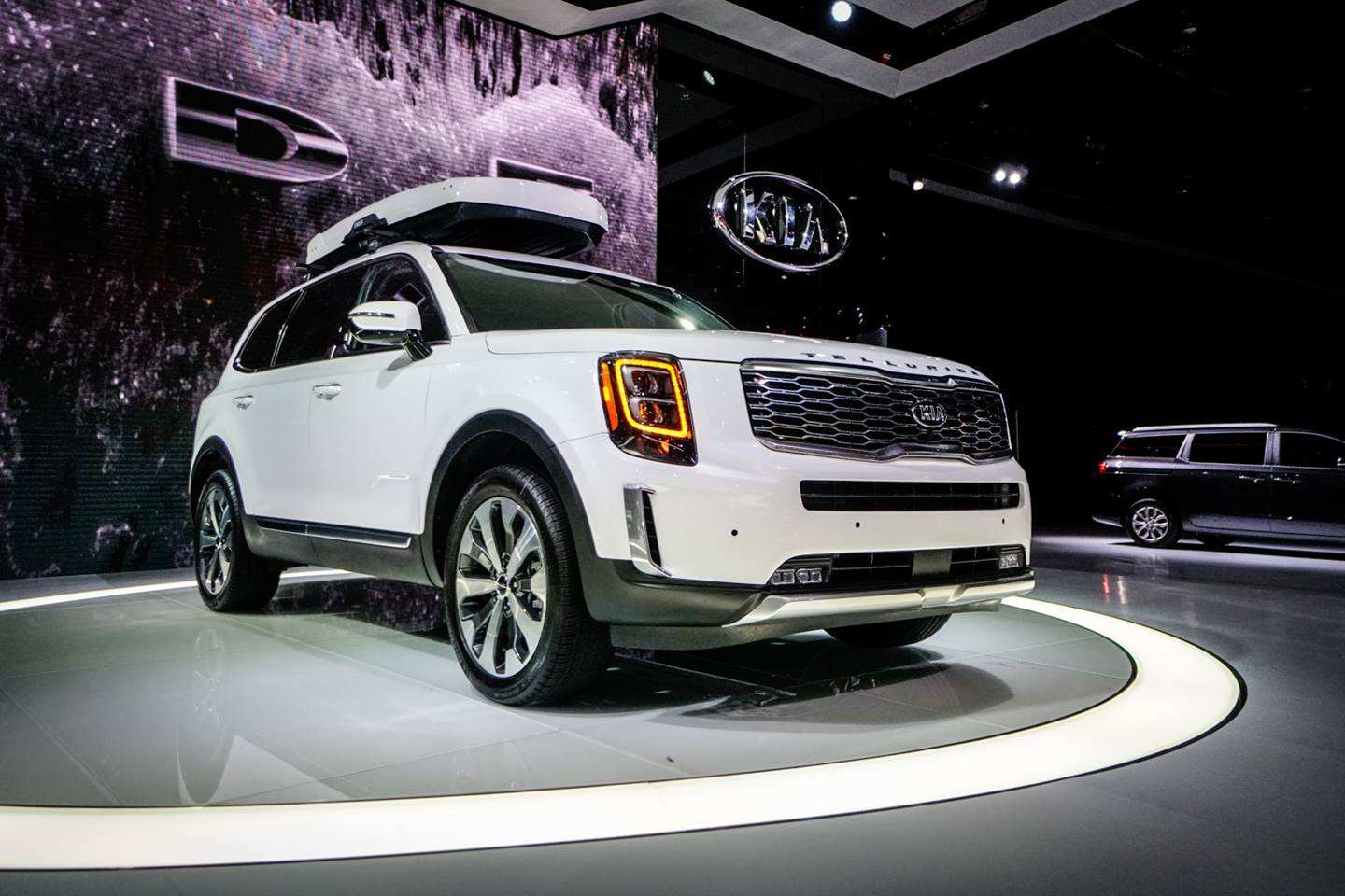 60 The 2020 Kia Telluride Video New Review for 2020 Kia Telluride Video