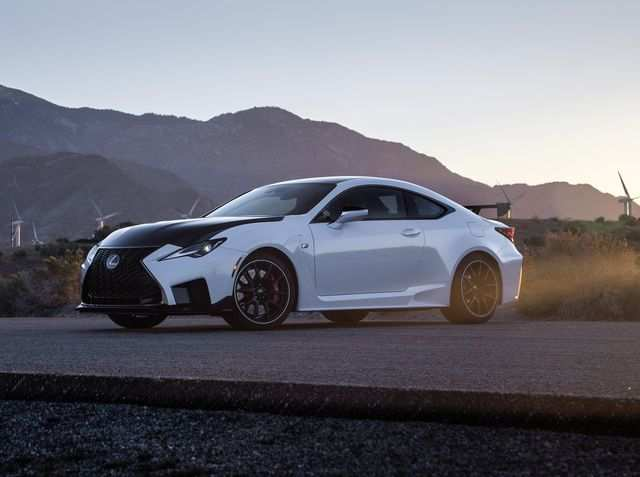61 All New 2020 Lexus Rc F Track Edition Specs Redesign and Concept with 2020 Lexus Rc F Track Edition Specs