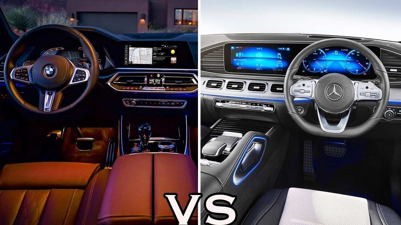 61 All New 2020 Mercedes Gle Vs BMW X5 New Review by 2020 Mercedes Gle Vs BMW X5
