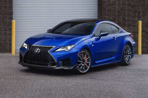 61 All New Lexus Rcf 2020 Price with Lexus Rcf 2020