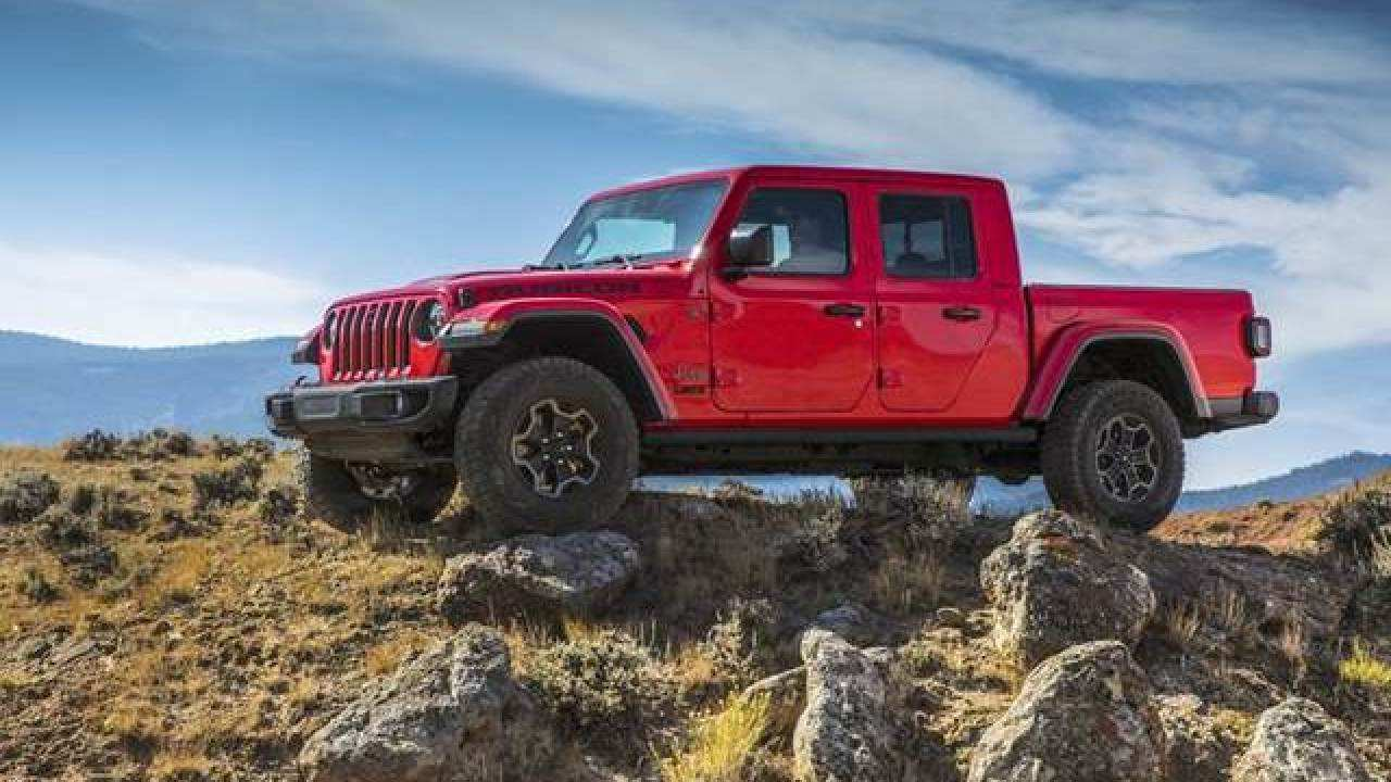 61 All New New Jeep Pickup 2020 Spy Shoot for New Jeep Pickup 2020