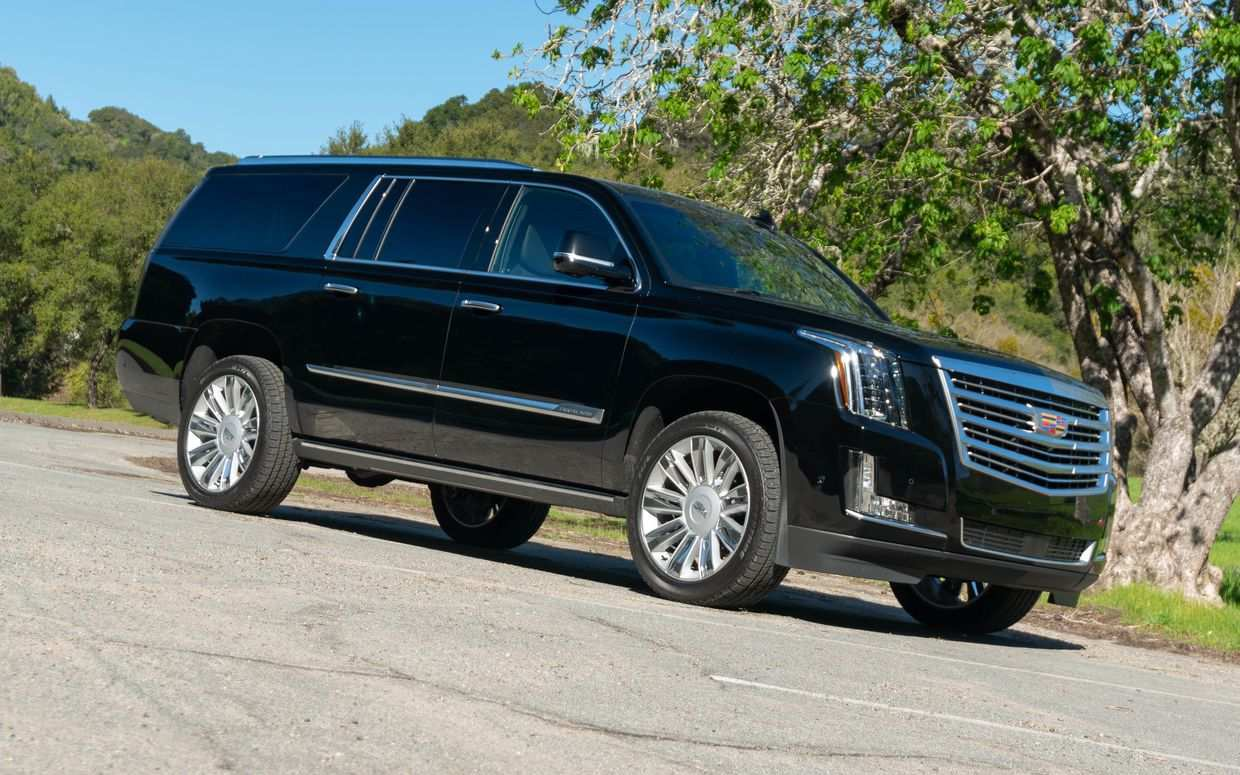 61 Best Review 2020 Cadillac Escalade Latest News Interior with 2020 Cadillac Escalade Latest News