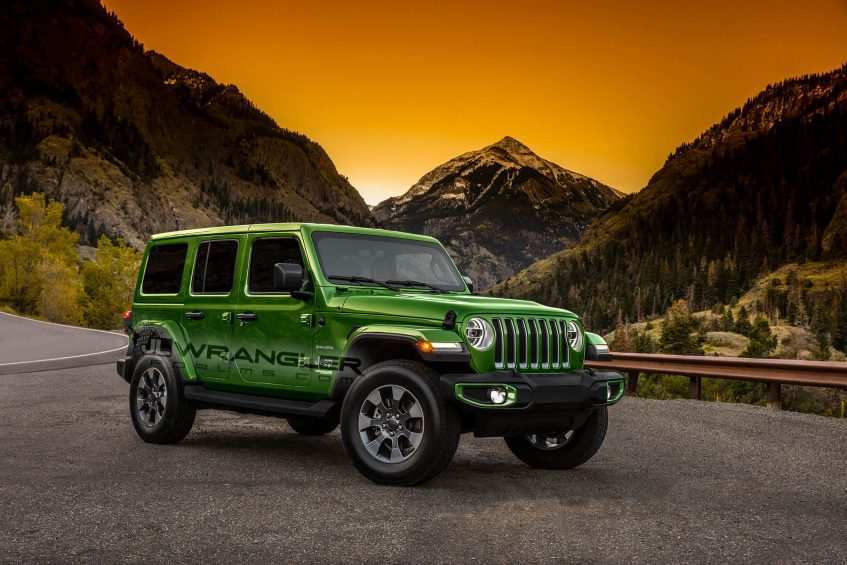 61 Best Review Jeep Jl Colors 2020 Prices with Jeep Jl Colors 2020