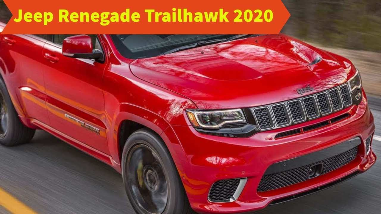 61 Best Review Jeep Trailhawk 2020 Specs and Review for Jeep Trailhawk 2020