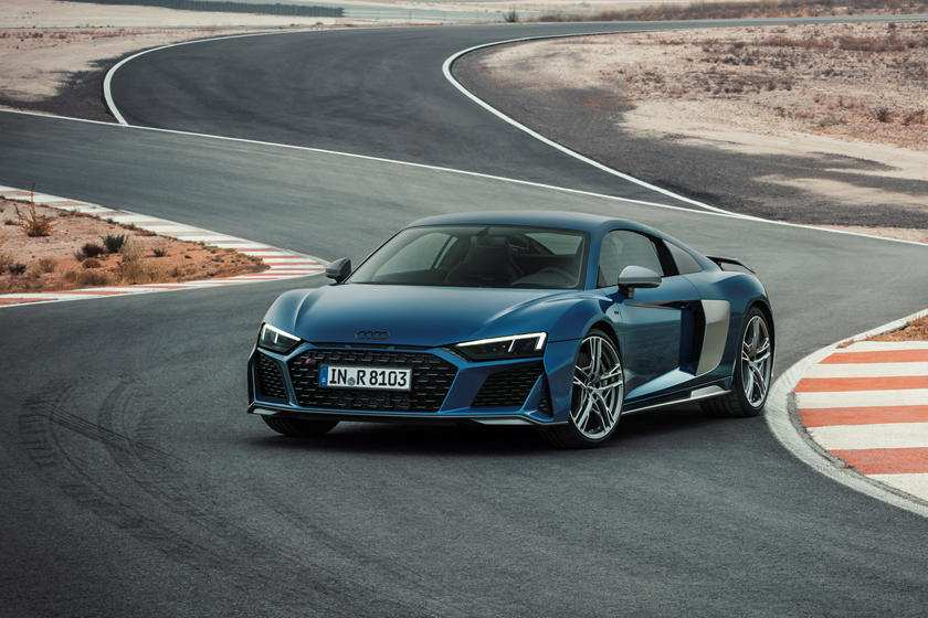 61 Concept of Audi R8 2020 Exterior with Audi R8 2020
