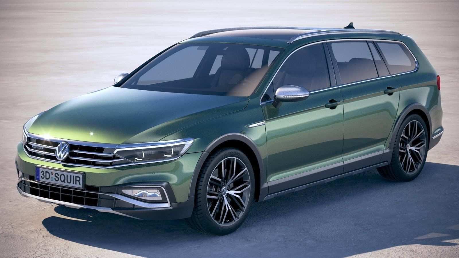 61 Concept of Volkswagen Passat Alltrack 2020 Specs by Volkswagen Passat Alltrack 2020